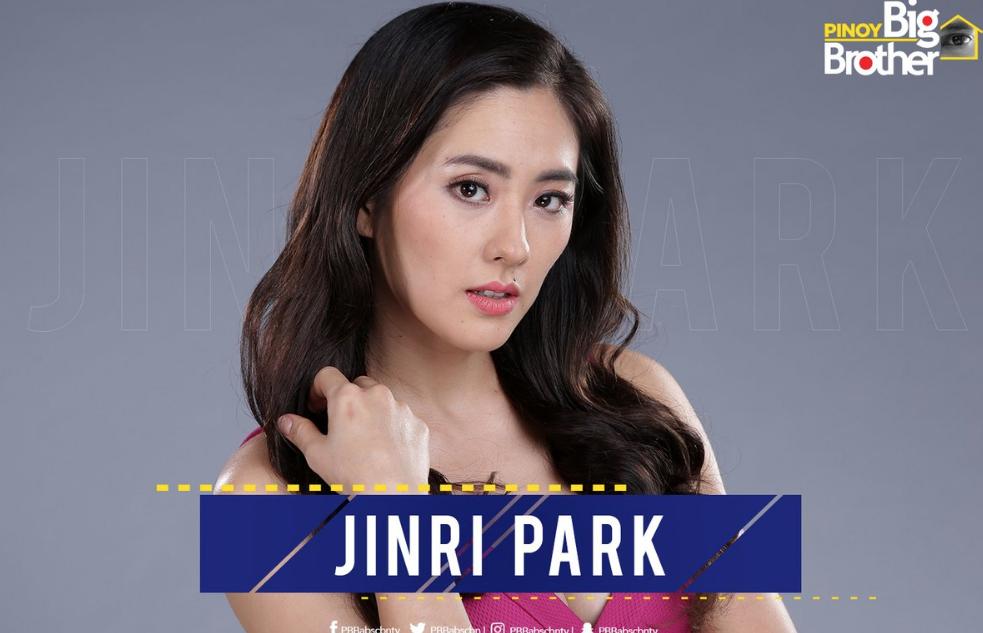 jinri park pbb season 7 housemate