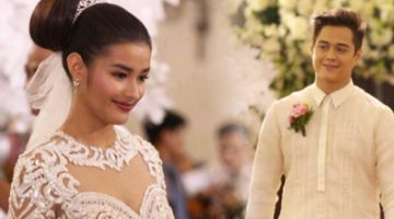 Liza Soberano Enrique Gil Francis Libiran Bridal Gown Wedding Gown Barong Francis Libiran website
