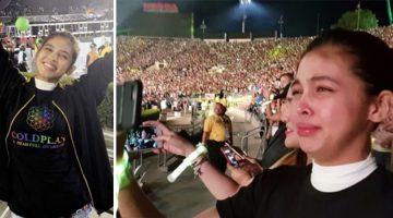 Maine Mendoza Coldplay in LA Los Angeles Emotional Dream Come True Coleen Mendoza Celeste Tuviera Jenny Ferre AlDUb Alden Richards 2