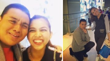 Maine Mendoza LA Airport Fans Jonathan AlDub Nation Willing to get fired Alden Richards