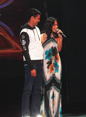Mark Zambrano Aicelle Santos AiMark Boyfriend Girlfriend Alden Richards in Singapore GMA 1