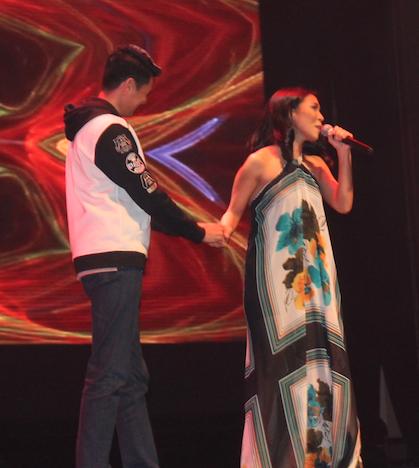 Mark Zambrano Aicelle Santos AiMark Boyfriend Girlfriend Alden Richards in Singapore GMA 6