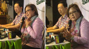 Senator Leila De Lima Driver Boyfriend Drugs Duterte President Rodrigo Duterte 1