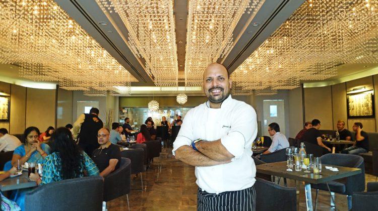 punjab grill indian restaurant marina bay sands chef