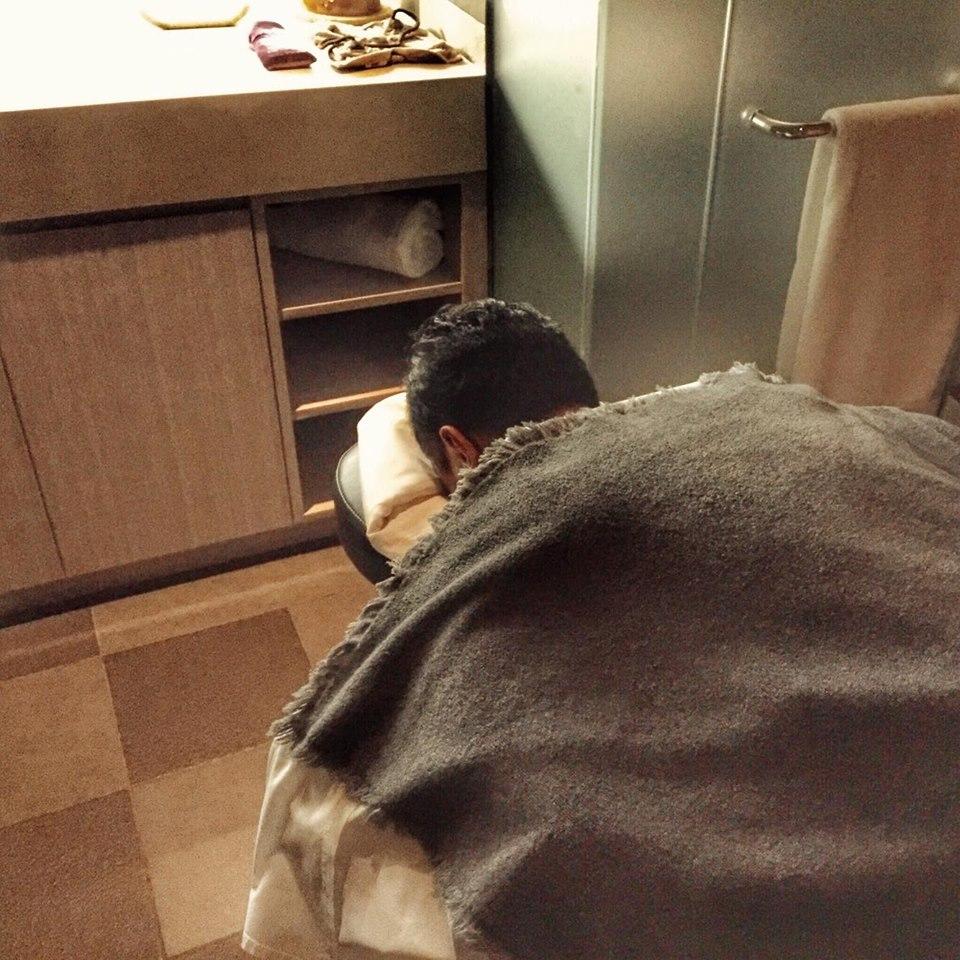 purovel spa swissotel merchant court singapore clark quay massage