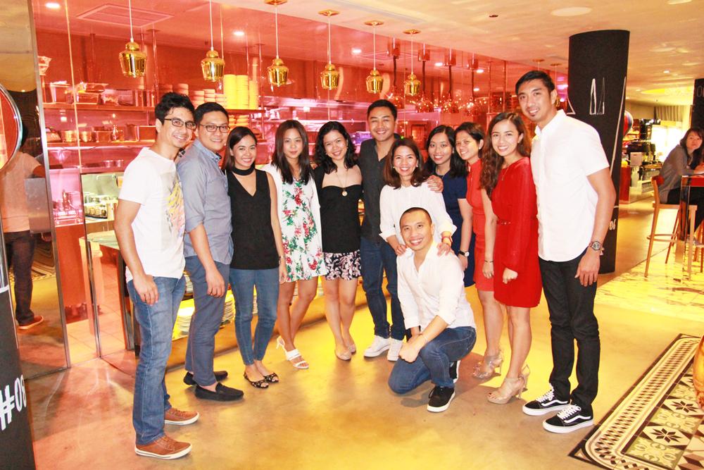 Dinner at beast amp butterflies m social singapore random republika