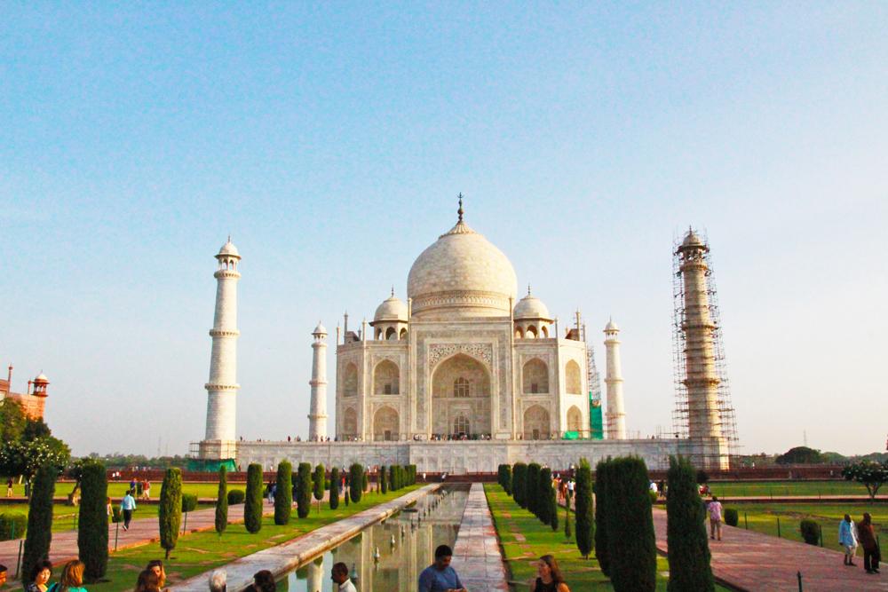taj-mahal-front-tower-reconstruction-2016-agra-india