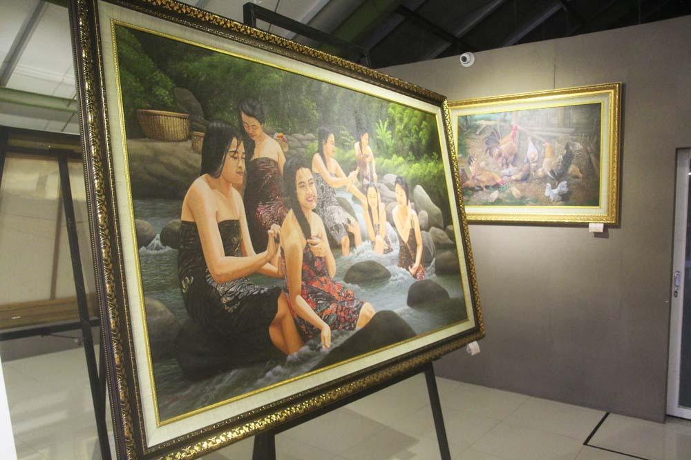 gallery-prawirotaman-hotel-yogyakarta-iindonesia-art-gallery-painting